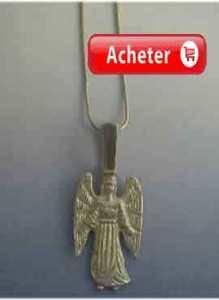 archange Samuel pendentif