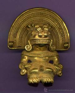 culture tayrona chamanique