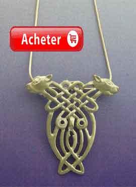 noeud celtique chiens cuchulainn