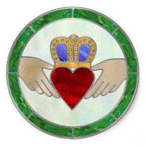 claddagh symbole irlandois