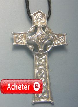 croix celtique ambrosius amulette celtes