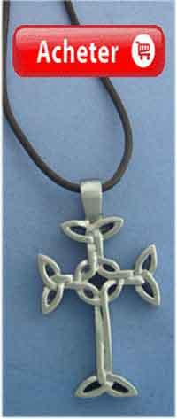 croix celtique lendalfoot pendentif argent