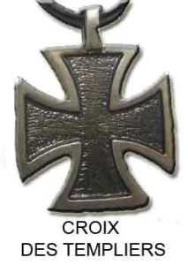 croix templiers signification