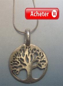 arbre de vie pendentif