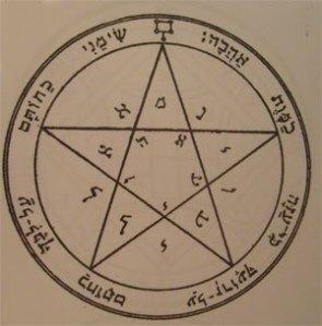 talisman pentacle Vénus clavicule Salomon