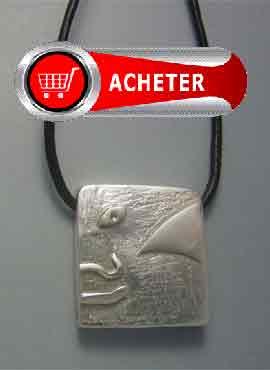 horoscope maya signe pluie. Tzolkin eb. Zodiaques pendentif en argent