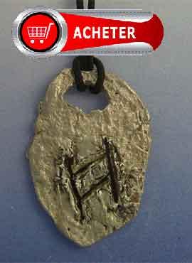 rune Hagalaz, haglaz, hagl, hoegl, hagall PENDENTIF ARGENT 925