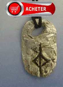 rune Jera, jér, gera, gér, aar, ôr PENDENTIF EN ARGENT 925