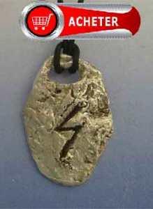 rune Sowilo, sowelu, saugil, sighel, sigil, sol PENDENTIF EN ARGENT 925
