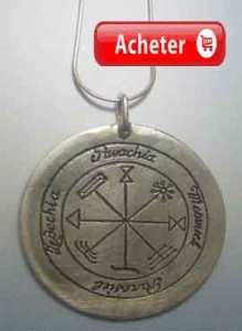 talisman bonheur agrippa pentacle