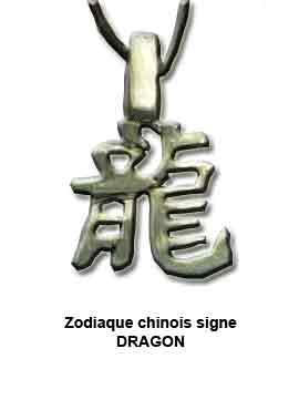 signe astrologique dragon chinois zodiaque horoscope