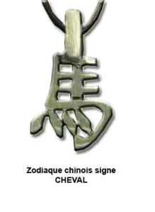 signe astrologique chinois cheval